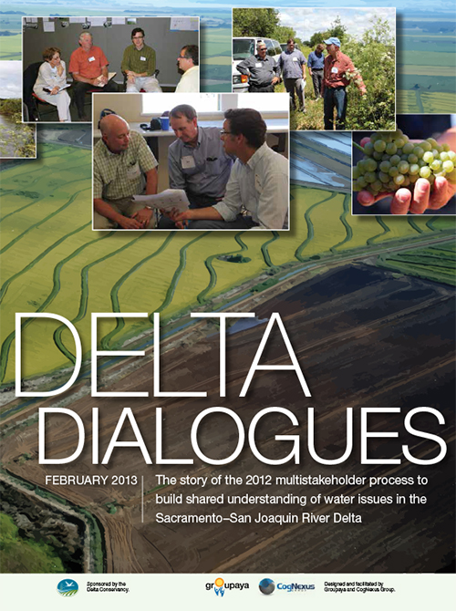 Delta Dialogues Phase 1 Story Cover